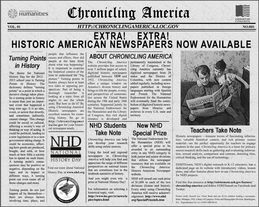 Nhdarchives Licensed For NonCommercial Use Only  Newspapers
